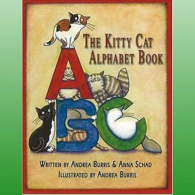 Kitty Cat Alphabet Book by Burris Andrea