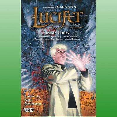Lucifer by Carey Mike