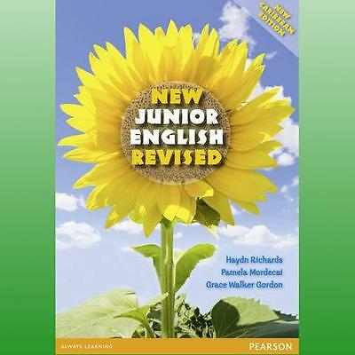 New Junior English Revised 2nd Edition by Richards Haydn