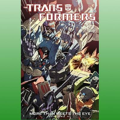 Transformers by Roberts James
