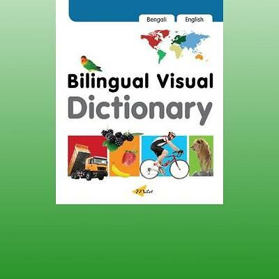 Bilingual Visual Dictionary with Interactive CD EnglishBengali