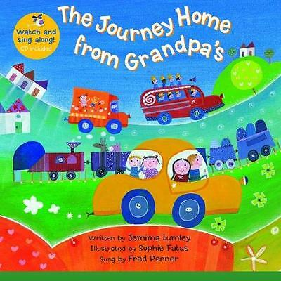 Journey Home from Grandpas by Lumley Jemima