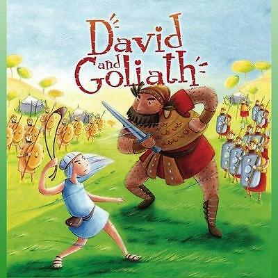 David and Goliath by Sully Katherine