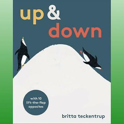 Up and Down by Teckentrup Britta