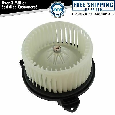 Heater Blower Motor w/ Fan Cage for Dodge Ram 1500 2500 3500 Jeep Grand Cherokee