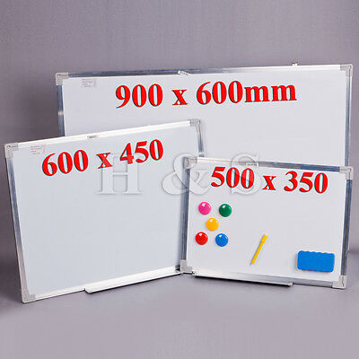 Top Quality Magnetic Dry Wipe Whiteboard Eraser Large Office School Notice Board