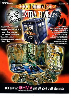 Doctor Who-2006 magazine advert