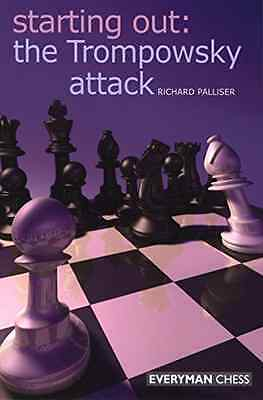 The Trompowsky Attack (Starting Out Series) - Paperback NEW Palliser, Richa 2009