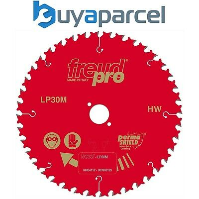 Freud Pro LP30M023 TCT Portable Saw Blade 235mm x 30 x 34 Tooth LP30M 023