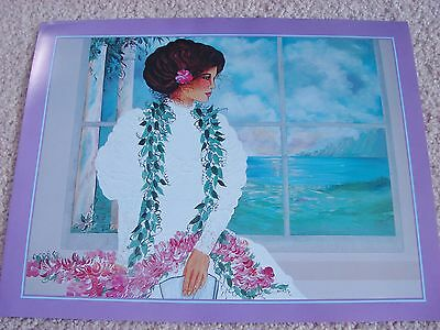 Diana Hansen-Young Hawaiian Picture Print