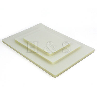 100 x High Quality A3 A4 A5 150 250 Micron Laminating Laminator Pouches Sheets