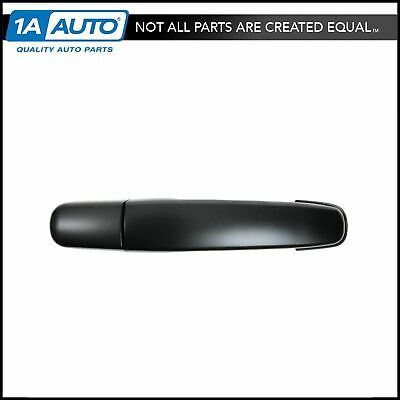 Door Handle Outside Exterior Textured Black Right RH for 05-09 Chevy Equinox