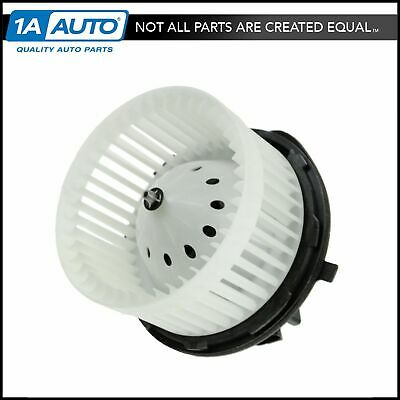 A/C AC Heater Blower Motor w/ Fan Cage for Chevy Cadillac GMC Yukon Pickup Truck