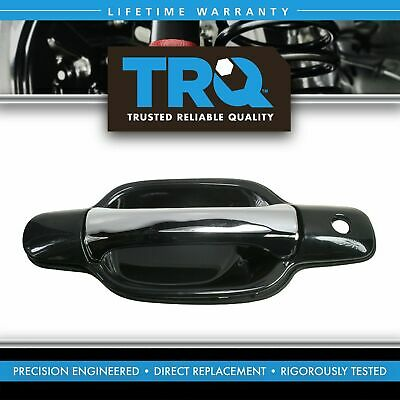 Chrome Front Outer Outside Exterior Door Handle LH Left for Chevy Pickup Truck
