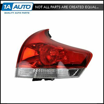 Taillight Taillamp Brake Light Outer Passenger Side Right for 09-12 Toyota Venza