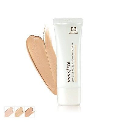 [Innisfree] Long Wear BB Cream SPF30 PA++ 40ml #2 Natural Beige / Perfect cover