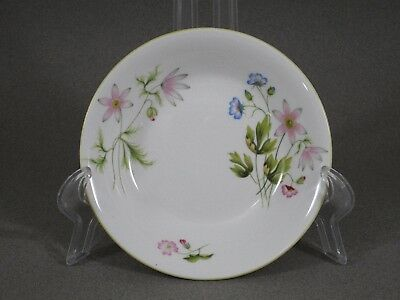 "Shelley Fine Bone China ""wild Anemone"" 13977 Fruit Dessert Bowl - 5 3/8"""