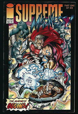 Supreme <The Madness Begins!> Us Image Comic Vol.2 # 13/'94