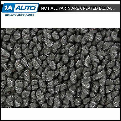 for 60-65 Ford Falcon 4 Door Post 22-Gunmetal Gray Carpet for V8 4 Spd Man Trans