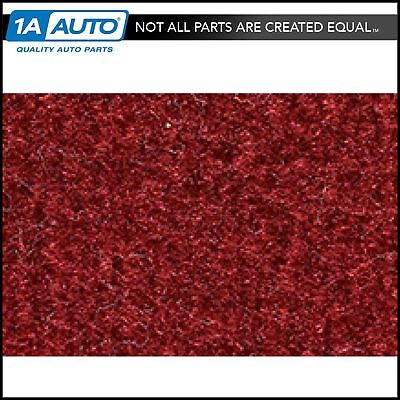 for 74 Chevy K20 Truck Reg Cab 7039-Dark Red/Carmine Carpet 4 Speed Manual Trans