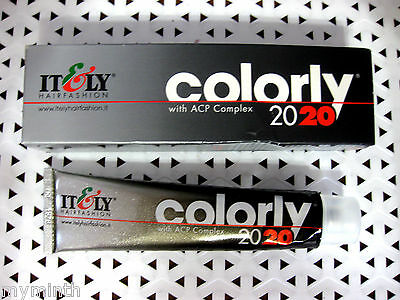 Itely COLORLY 2020 Cream Hair Color *YOUR CHOICE* (Series # 1-6) 2.03 oz  blk b!