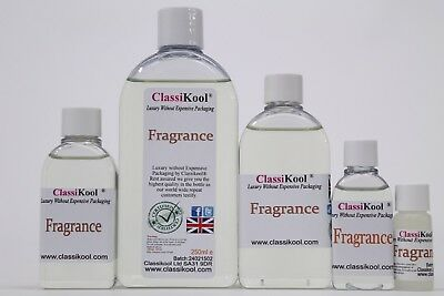 Classikool Fragrance Oil for Candles, Perfumes, Scented Cosmetics, Crafts & More
