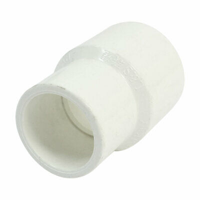 32MM STRAIGHT PVC Pipe Fitting Coupling Adapter Connector