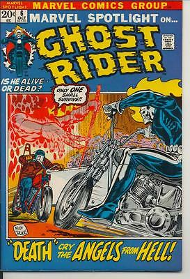 Marvel Spotlight #6 Ghost Rider (1972) Very Fine/Near Mint VF/NM (9.0)