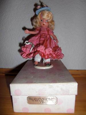 Nancy Ann Storybook Doll ~ #127 Merry Little Maid w/Jointed Legs & Box