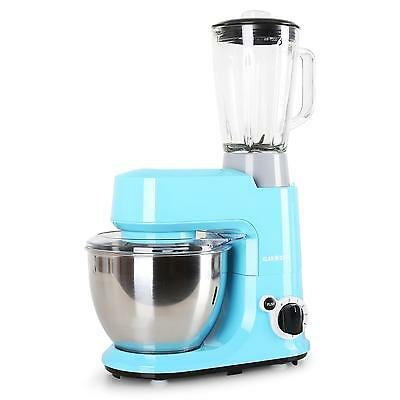 Kitchen Table Top Food Processor 4 L Dough Mixer Whisk 1.5L 800W Stand Blender