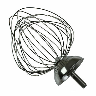 12 Wire Balloon Whisk Food Mixer Beater Compatible with Kenwood Major Chef