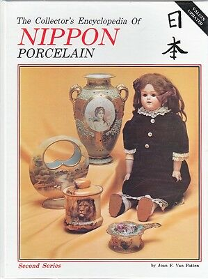 Ref. Book: Collector's Encyclopedia of Nippon Porcelain