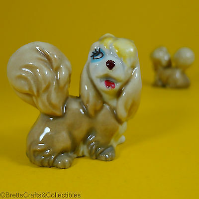 Wade Whimsies - 1956/87 Disney Hat Box Series - Lady and the Tramp - Peg