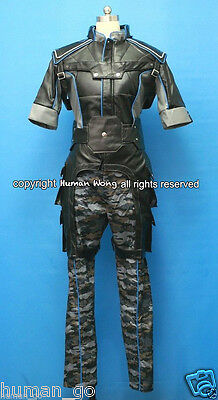 Mass Effect 3 Female Shepard Alliance Cosplay Size M