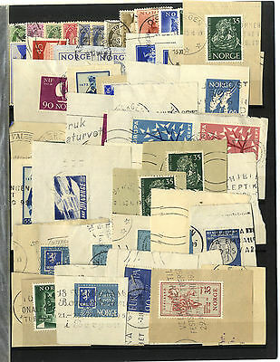 Lot 56 Timbres Norvege Europe Europa