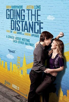 Going the Distance - original DS movie poster D/S 27x40