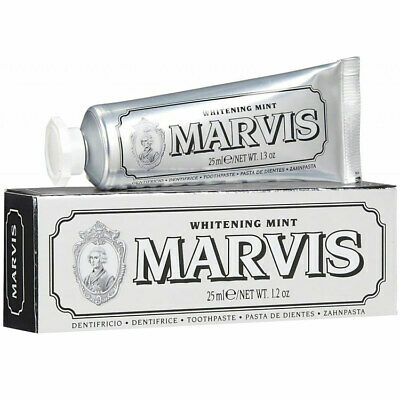 Marvis Toothpaste Whitening Mint 85ml **OZ SELLER**FAST POST**
