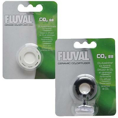 Fluval Co2 Pressurised 88g Replacement Ceramic Diffuser / Disk Planted Aquariums