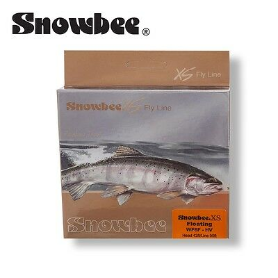 Snowbee NEW XS-TRA Distance Fly Fishing Lines