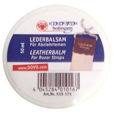 Dovo Clear Leather Balm Strop Paste