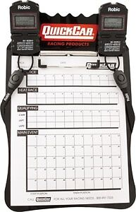 QuickCar Racing Products 51-052 Clipboard Timing System