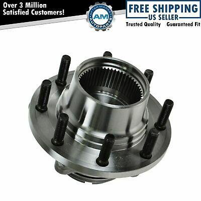 Front Wheel Hub & Bearing for Ford Super Duty Truck 4WD 4x4 w/ABS Dual Wheel