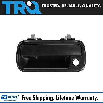 for Chevy Pontiac Outside Outer Exterior Door Handle Left Front Driver Textured