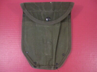 Vietnam Era US Army M1943 Canvas Entrenching Tool or Shovel Carrier Cover