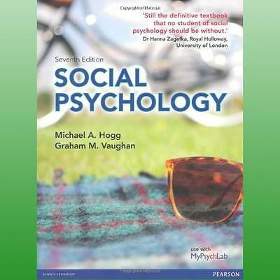 Social psychology by hogg and vaughan 7th edition 2100 social psychology by hogg michael a fandeluxe Gallery