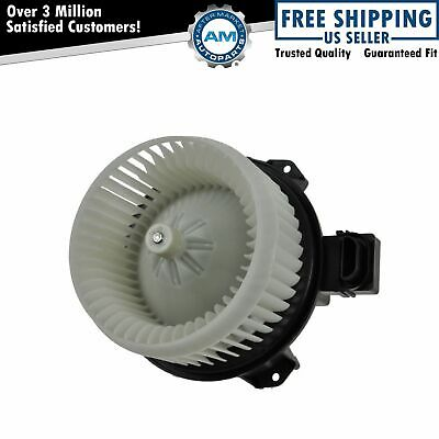 Heater Blower Motor w/ Fan Cage for Toyota Corolla Matrix Prius Rav4 Scion XB TC