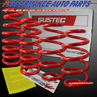 """""""IN STOCK"""" JDM TANABE NF210 LOWER SPRINGS SET 04-08 ACURA TL 3.2L DROP 0.9/1.0"""""""