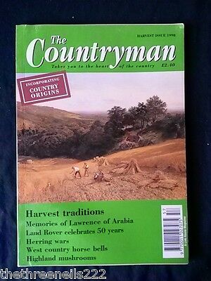 The Countryman - Lawrence Of Arabia - Harvest Issue 1998