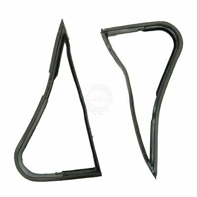 Vent Window Weatherstrip Seal Pair Set for 67-72 Ford F100 F250 F350