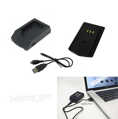 USB Battery Charger for NIKON MH-65 EN-EL12 Coolpix AW100, Coolpix AW120